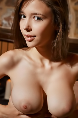 Busty Teen Mila Azul Looks So Amazing