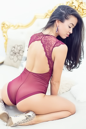 Kimber Leen Sexy Lingerie Newcomer