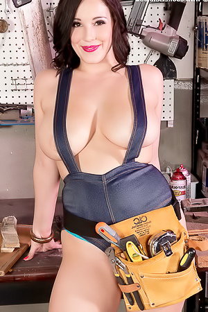 Tool Time Babe Noelle Easton