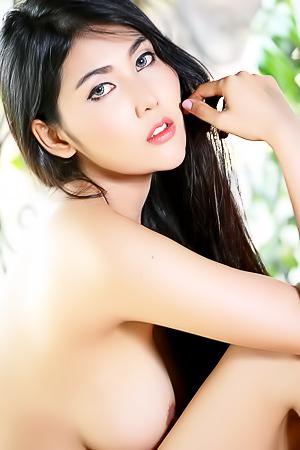 Hot Asian Model Primrose