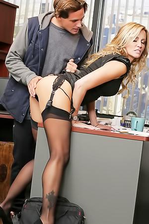 Sweet Secretary Jessica Drake