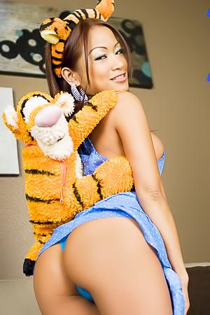 CJ Miles Shes A Tiger