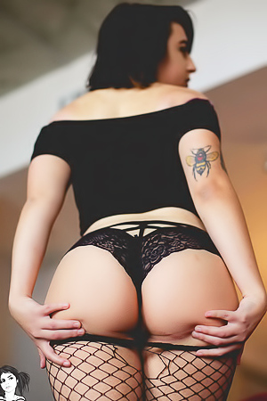 Beann via Suicide Girls