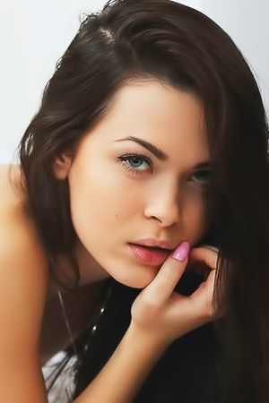 Erotic Girl Amelie B So Young