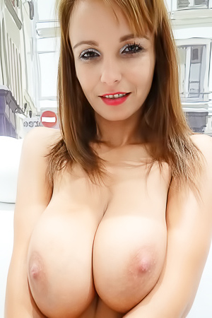 Hot MILF With Huge Natural Boobs
