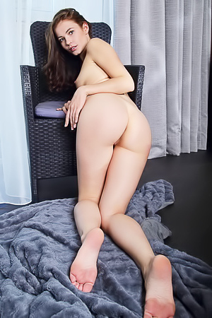 Sexy Nude Model Paula U
