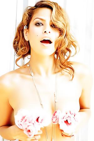 Sexy Eva Mendes Nudes!