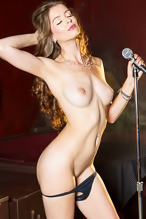 Lauren Lee Solo Nude