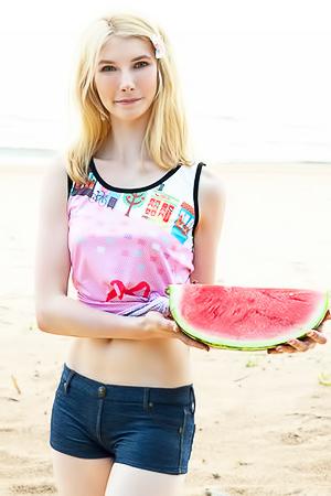 Blonde Water Melon
