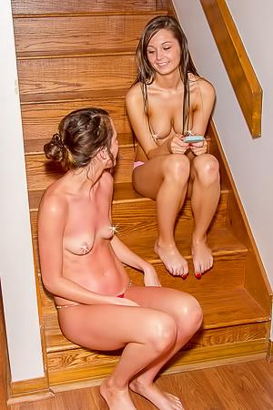 Emma Mason Topless Model