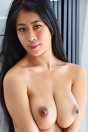 Asian Big Boobs Pornstar Jade Kush