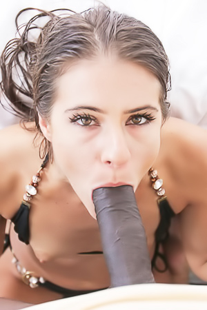 Sexy Slim Tara Ashley Fucks With Black Cock