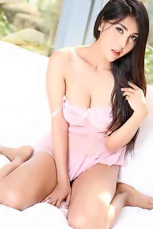 Asian Babe Primrose