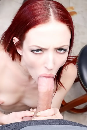 Petite Andi Rye Hungry For Cock