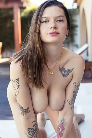 Clio via Suicide Girls