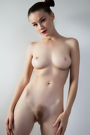 Naughty Hottie Emily Bloom Like Flower