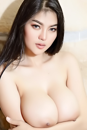 Pitta Busty Asian The Black Alley