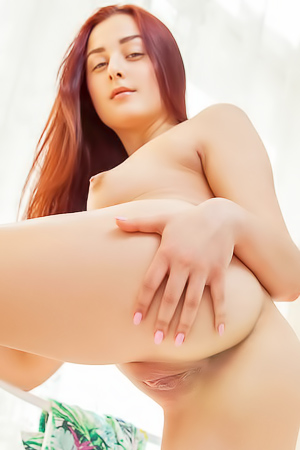 Olivia Honey Hopes You Enjoy Studying Her Lovely Body