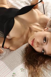 Beauty Brunette Teen Milla